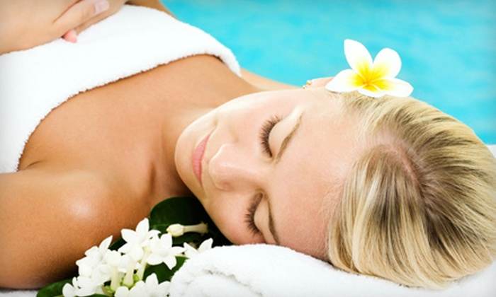 Nirvelli Day Spa - Cary: $45 for a Rose Cocoon Body Wrap at Nirvelli Day Spa in Cary ($95 Value)