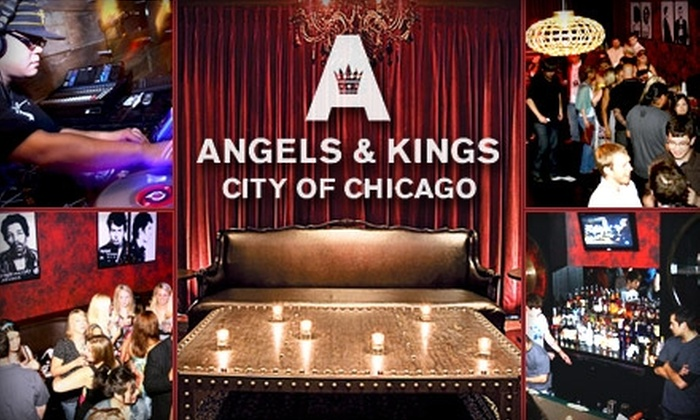 Angels & Kings - Near North Side: $9 for Two Drinks at Angels & Kings (Up to $20 Value)