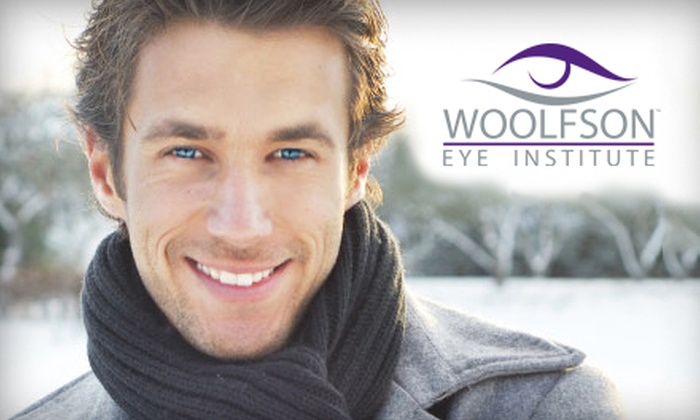 Woolfson Eye Institute - Knoxville: $2,400 for Bilateral Conventional LASIK Surgery at Woolfson Eye Institute (Up to $5,390 Value)