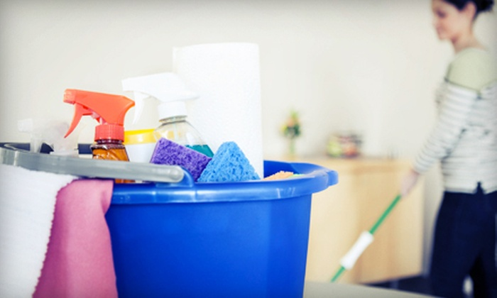 Canadian Custom Cleaners - Victoria: One, Three, or Five Three-Labor-Hour Cleaning Visits from Canadian Customer Cleaners (Up to 67% Off)