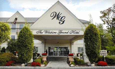 Elegant New Jersey Hotel with Gourmet Restaurant