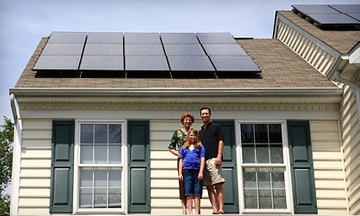 Astrum Solar - Goddard: $49 for $1,000 Off the Installation of a Home Solar-Panel System from Astrum Solar