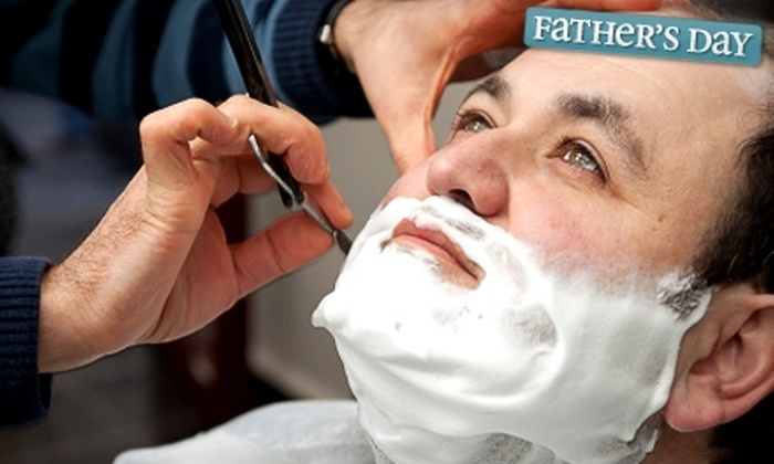 The American Shave Classic Barber - Union: $8 for a Classic Hot-Towel Shave at The American Shave Classic Barber in Union ($16 Value)