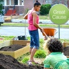 $10 Donation for Community-Garden Beds