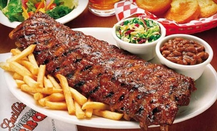 $20 Groupon to Lucille's Bad to the Bone BBQ - Lucille's Bad to the Bone BBQ in Boca Raton