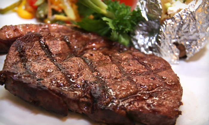 Mark's Downtown Diner - Loudon: $7 for $15 Toward American Dinner Fare at Mark's Downtown Diner