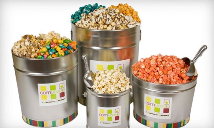 Cornucopia Popcorn Creations - Downtown: $10 for $20 Worth of Gourmet Popcorn at Cornucopia