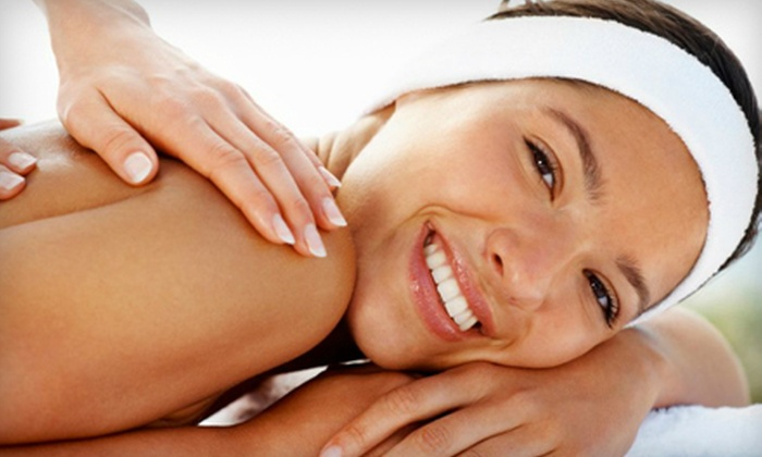 Jobonga Massage & Natural Therapies - Hunters Glen: One or Two One-Hour Spa Packages with Massages and Facials at Jobonga Massage & Natural Therapies in Plano (55% Off)