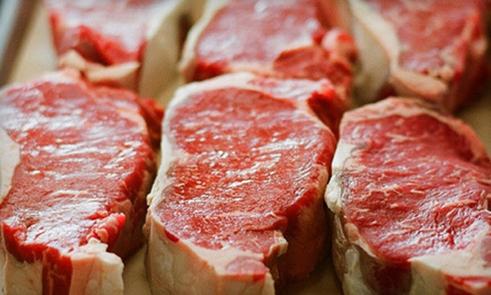 Local Yocal Farm to Market - Downtown Mckinney: Steak 101 Class for One, Two, or Four at Local Yocal Farm to Market in McKinney (Up to 67% Off)