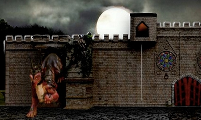 Ghostly Manor Thrill Center - Perkins: $9 for a Fun Pass to Ghostly Manor Thrill Center in Sandusky (Up to $19 Value)