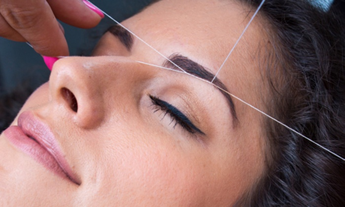 Salon Mayfair Threading & Spa - Wauwatosa: One Face-Threading Session at Salon Mayfair Threading & Spa (51% Off)