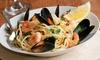 Bistro Romano - Center City East: Italian Dinner Cuisine for Two at Bistro Romano (37% Off)