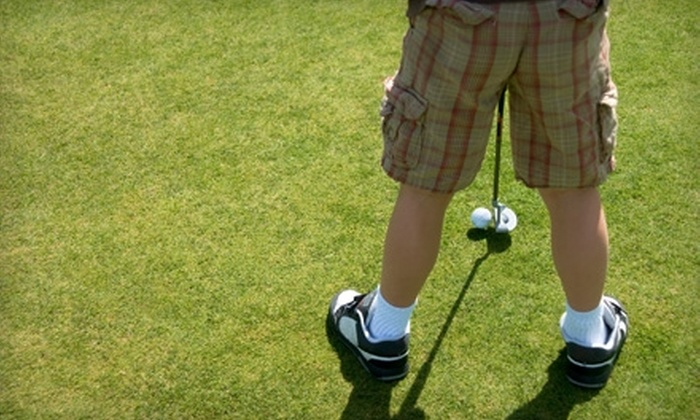 Twin Lakes Golf Course - North Branford: $12 for Nine Holes of Golfing for Two People at Twin Lakes Golf Course in North Branford (Up to $24 Value)