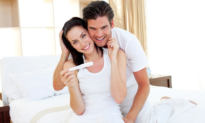 Harley Street Fertility Clinic - London: Fertility Testing Package: Male (£74), Female (£299) or Both (£359) at Harley Street Fertility Clinic (Up to 51% Off)