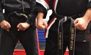 One Step Beyond Martial Arts: One Month of Karate Classes with Uniforms at One Step Beyond Martial Arts (Up to 76% Off)