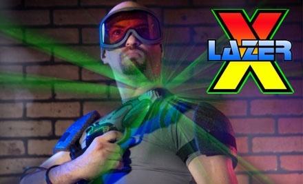 Laser X - Laser X in Addison