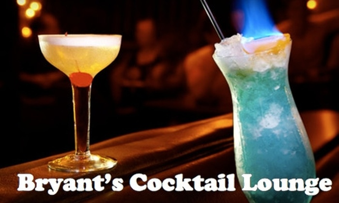 Bryant's Cocktail Lounge - Historic Mitchell Street: $10 for $20 of Signature Cocktails at Bryant's Cocktail Lounge