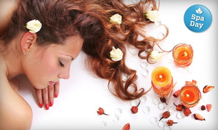 Salon Montage - Spruce Grove: Aveda Hair-Therapy Treatment or Day-Spa Package at Salon Montage in Spruce Grove