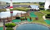 Legends Sportsplex - Bradley: $16 for Four Rounds of Mini Golf at Hidden Cove Sportsplex in Bourbonnais