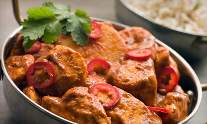 Jewel of the Crown - Downtown Scottsdale: $10 for $20 Worth of Indian Fare at Jewel of the Crown in Scottsdale