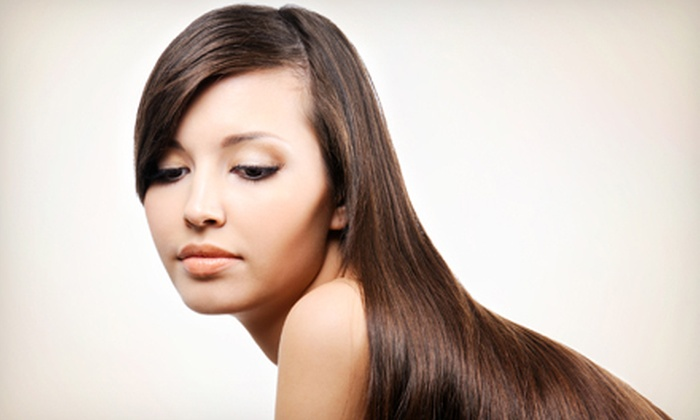 Hair Fusion Salon & Colour Bar - Suwanee: One, Two, or Three Keratin Treatments at Hair Fusion Salon & Colour Bar (Up to 83% Off)