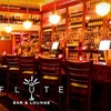 Half Off at Flûte Bar & Lounge in Midtown