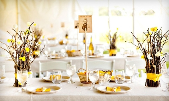 Elicit Events - Multiple Locations: $65 for a Party Package from Elicit Events ($145 Value)