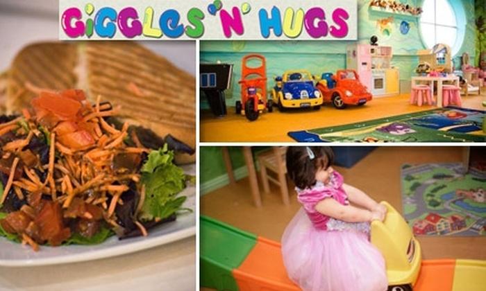 Giggles n' Hugs - West Los Angeles: $9 for $20 Worth of Organic, American Eats at Giggles n' Hugs Children's Restaurant