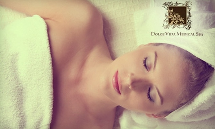 Dolce Vida Medical Spa - Multiple Locations: $99 for a Dysport or Botox Brow Lift and Forehead Treatment at Dolce Vida Medical Spa ($200 Value)