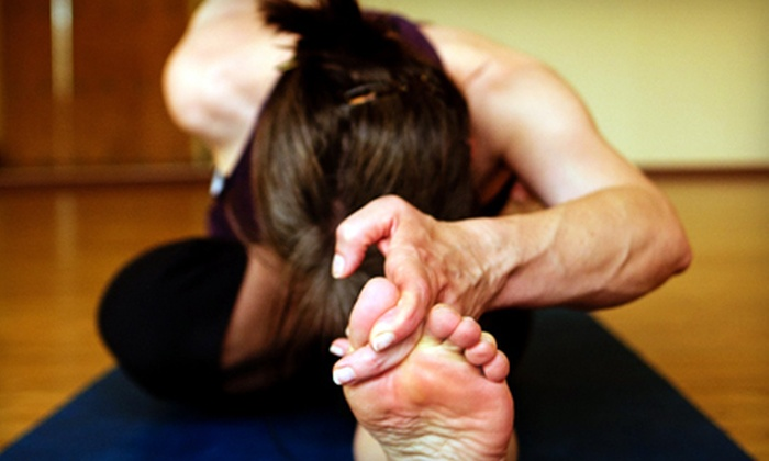Inner Dance Yoga Studio - Anchorage: 5 or 10 Classes at Inner Dance Yoga Studio