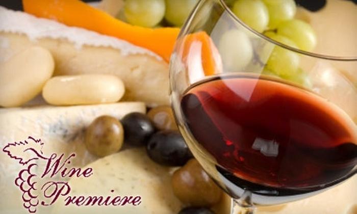 Wine Premiere & Vino Wine Bar - Bellevue: $15 for $30 Worth of Wine and Tapas at Vino Wine Bar (Wine Premiere)