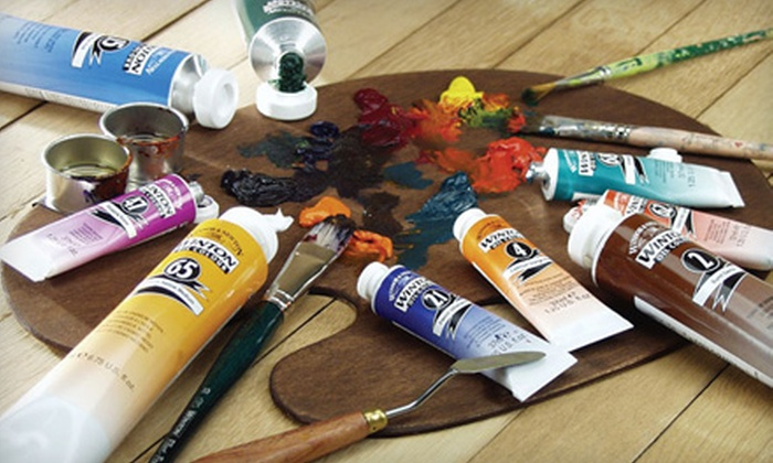 Alabama Art Supply - Five Points South: $25 for $50 Worth of Art Supplies from Alabama Art Supply