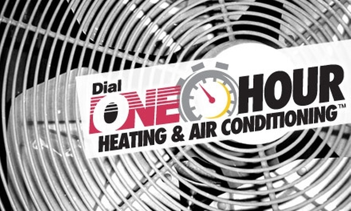 Dial One Hour Heating & Air Conditioning - Indianapolis: $34 for an Air-Conditioning Precision Tune-Up from Dial One Hour Heating & Air Conditioning ($89 Value)