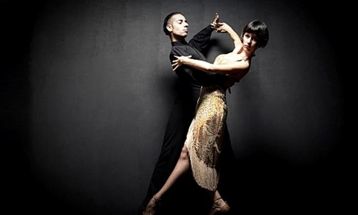Ooh La La Dance Company - Village: $50 for 10 Classes at Ooh La La Dance Company in La Jolla (Up to $200 Value)