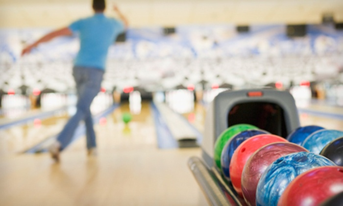 Badgerland Bowling Centers - Multiple Locations: $12 for Two Games of Bowling with Shoe Rentals for Up to Five at Badgerland Bowling Centers (Up to $55 Value)