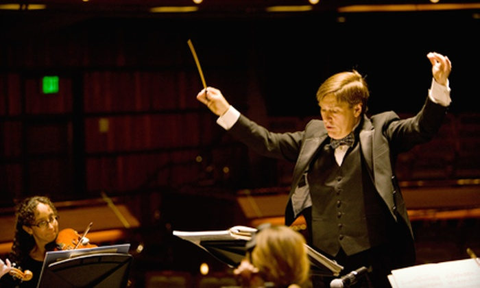 """MusicaNova Orchestra Presents """"Of the Known and Unknown"""" - Downtown Scottsdale: One or Two Tickets to MusicaNova Orchestra's """"Of the Known and Unknown"""" at Scottsdale Center for the Performing Arts (Up to 55% Off)"""