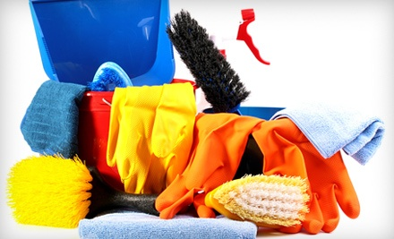 Two Hours of House Cleaning (up to a $100 value) - Rag Mop Cleaning in