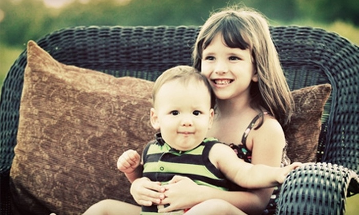 More Than Words Photography - Harrisburg / Lancaster: $75 for a Portrait Session and CD of Images from More Than Words Photography (Up to $190 Value)