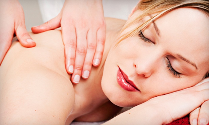 Aquassage - Frisco: 90-Minute Massage or Massage and Full-Body Scrub at Aquassage in Frisco (Up to 64% Off)
