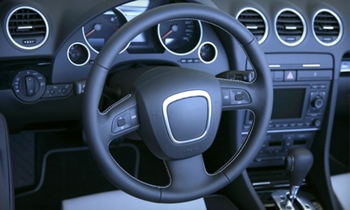 Automotive Services of Boston - South Medford: $69 for a Full Automotive Interior and Exterior Detail Cleaning at Automotive Services of Boston in Medford ($179 Value)