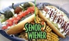 Half Off at Señor Wiener