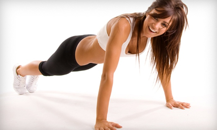 SmartPath Fitness - Toronto (GTA): C$30 for Four Weeks of Indoor Boot-Camp Classes at SmartPath Fitness (a C$250 Value)