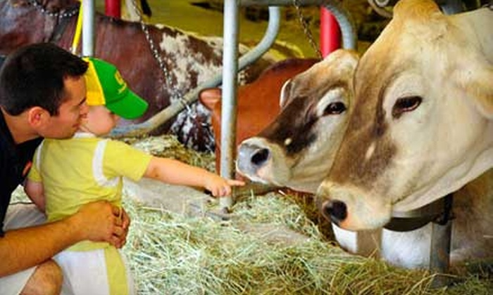 Canada Agriculture Museum - Civic Hospital - Experimental Farm - Central Park: Outing for Two or for a Family to the Canada Agriculture Museum