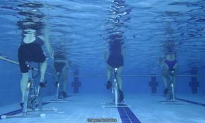 Aquabiking Lyon 7: 3 ou 5 séances d'aquabiking de 30 min chacune dès 28,50 € chez Aquabiking Lyon 7