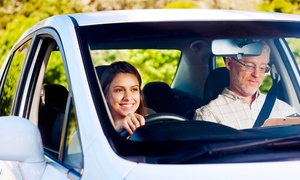 In The Right Lane: Four One-Hour Driving Lessons for £18 at In the Right Lane (80% Off)