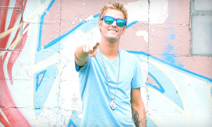 Aaron Carter - South Tuxedo Park: $10 to See Aaron Carter at The Buckhead Theatre on October 15 at 8:30 p.m. (Up to $19.95 Value)