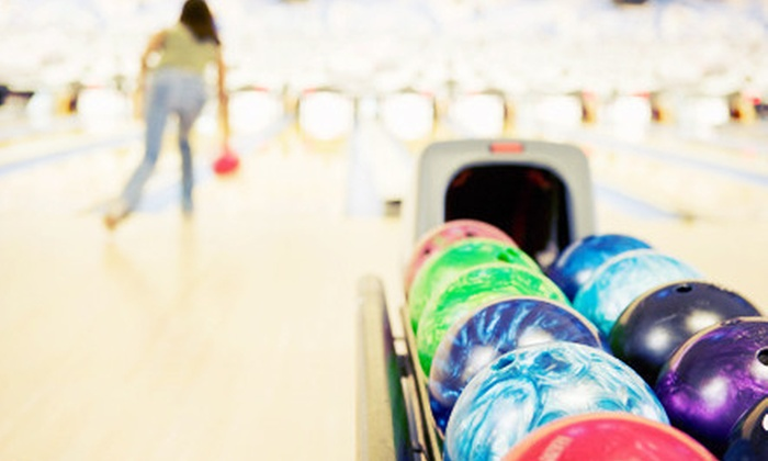 Cowtown Bowling Palace - Fort Worth: Two Games of Bowling with Shoe Rentals for Two, Four, or Six at Cowtown Bowling Palace (Up to 63% Off)