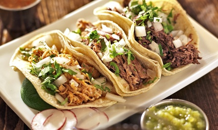 One $20 Groupon or Two $10 Groupons Towards Southwestern Food at Barberitos (Up to 40% Off)