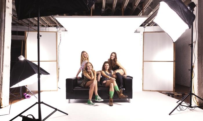 CT International Modeling School - Merrifield: $99 for All-Day Girls' Modeling Workshop and Photo Shoot at CT International Modeling School ($450 Value)