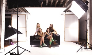 CT International Modeling School: $99 for All-Day Girls' Modeling Workshop and Photo Shoot at CT International Modeling School ($450 Value)
